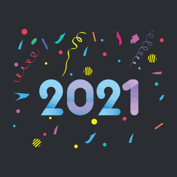 Featured Happy New Year 2021